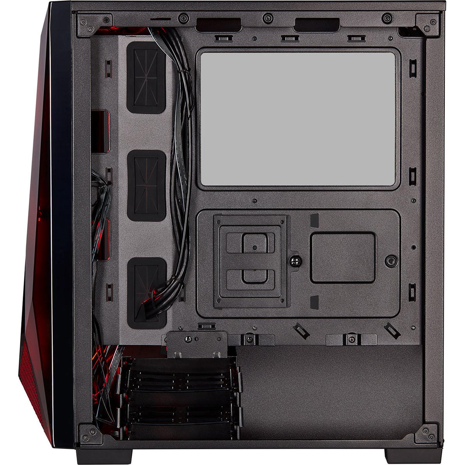 Corsair Carbide SPEC-DELTA RGB TG Noir - Boîtier PC Corsair - 1