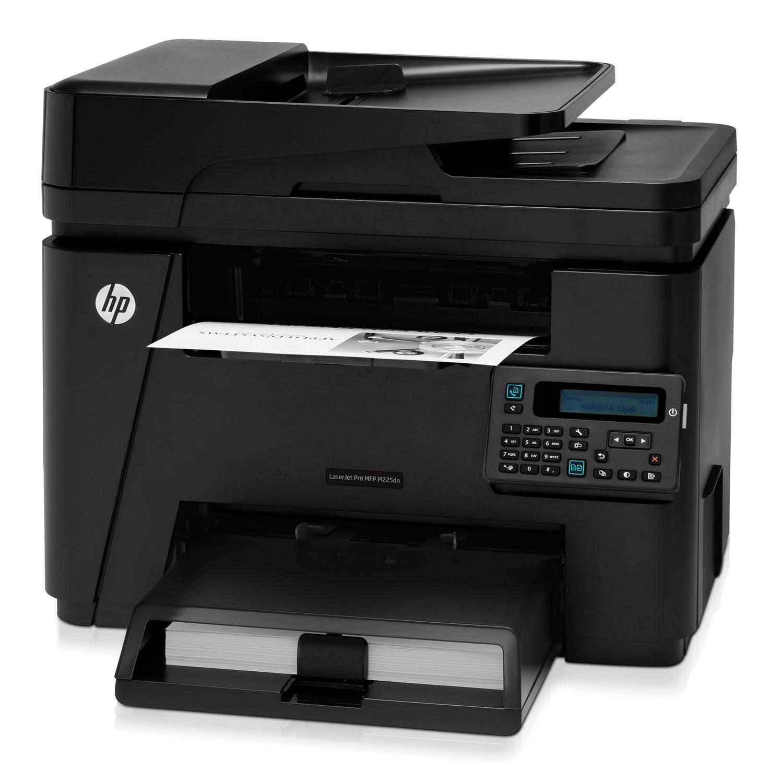 Imprimante multifonction HP LaserJet PRO MFP M225dn - Cybertek.fr - 2