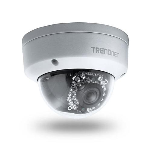 TrendNet TV-IP311PI (Camera dôme sur IP Full HD, POE) - 0