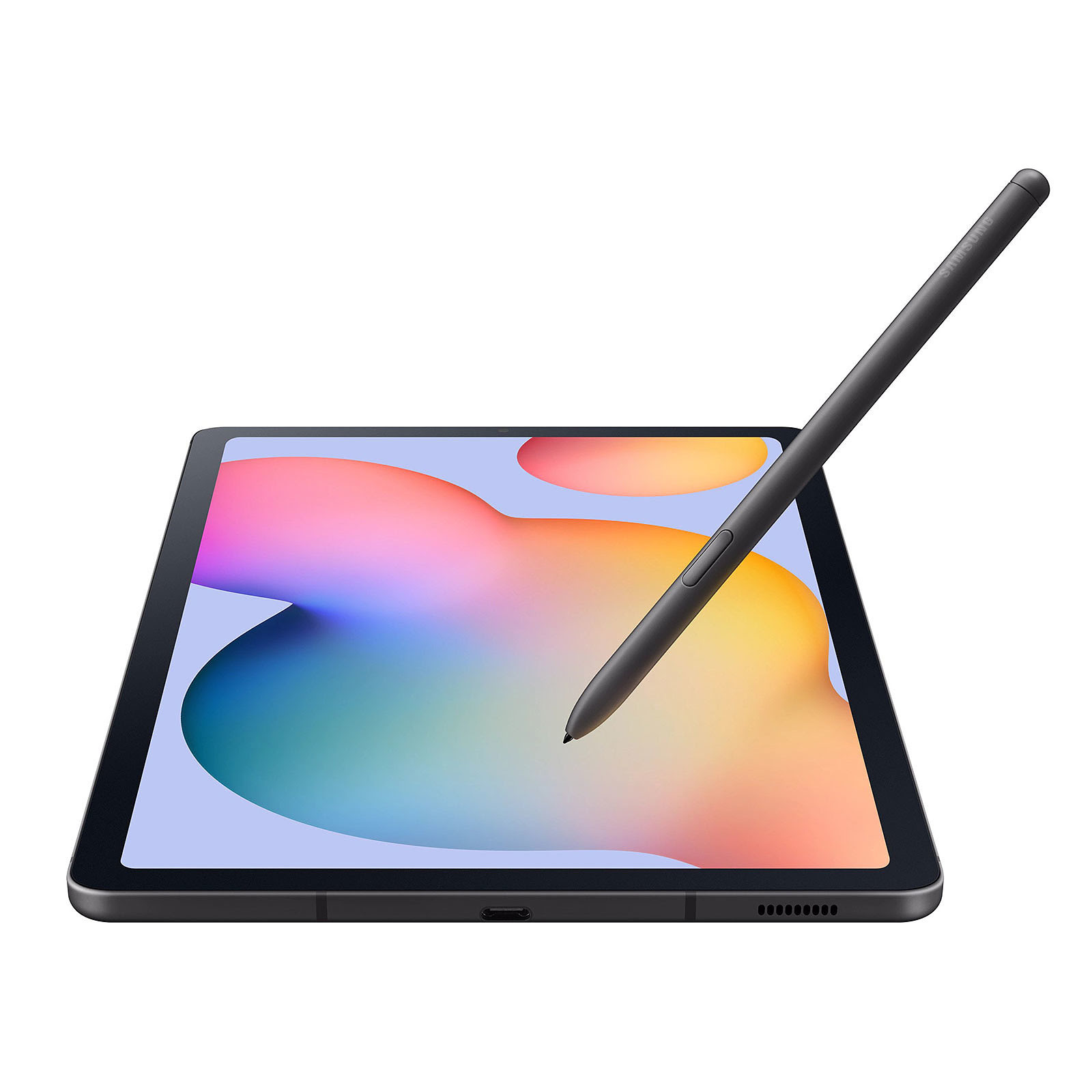 Samsung Galaxy TAB S6 Lite P610NZA Gris - Tablette tactile - 4