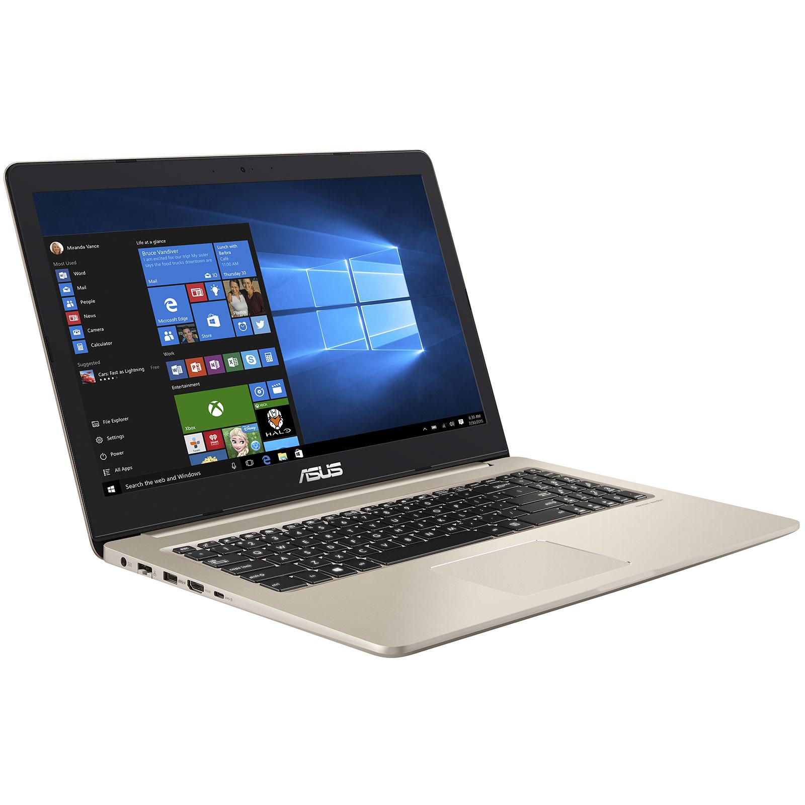 Asus NX580VD-FI523R - PC portable Asus - Cybertek.fr - 0