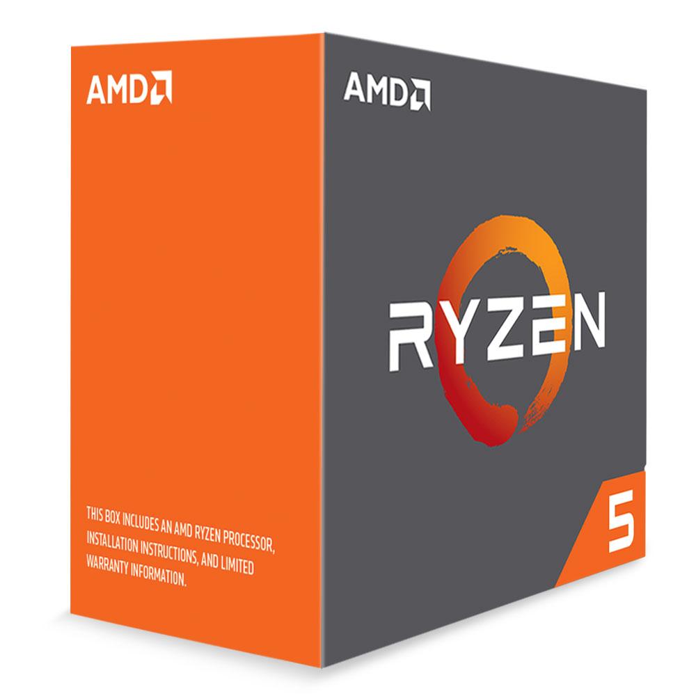 AMD Ryzen 5 1600X - 4.0GHz - Processeur AMD - Cybertek.fr - 0