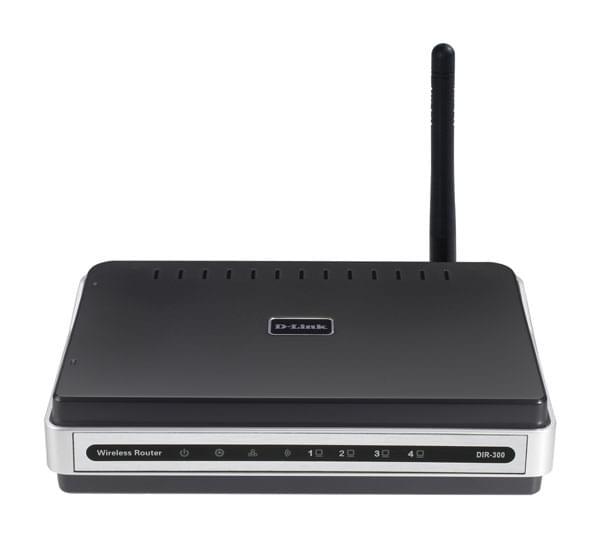 D-Link DIR-300 (DIR-300/FR obso) - Achat / Vente Routeur sur Cybertek.fr - 0