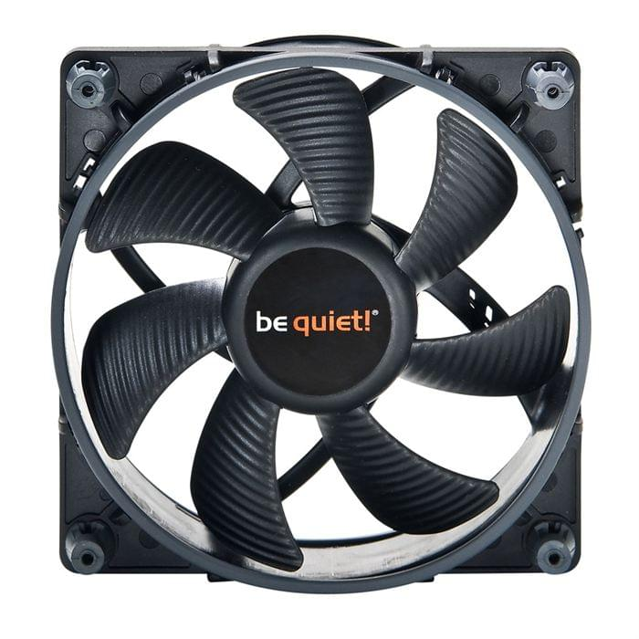 Be Quiet! Shadow Wings SW1 120mm Mid-Speed, BQT T1 (BL054 obso) - Achat / Vente Ventilateur sur Cybertek.fr - 0