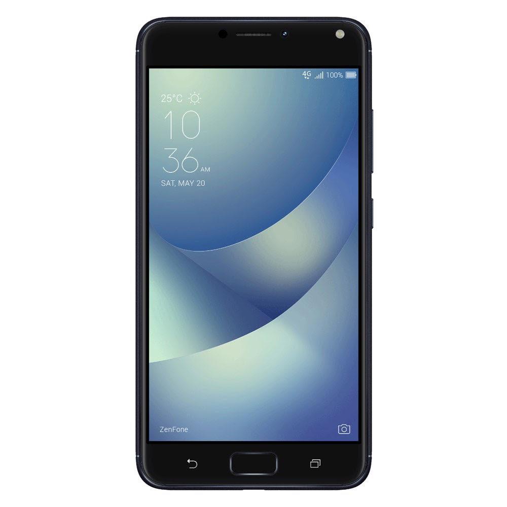"""Asus ZenFone 4 MAX 5.5"""" ZC554KL 32Go Black - Téléphonie Asus - 0"""