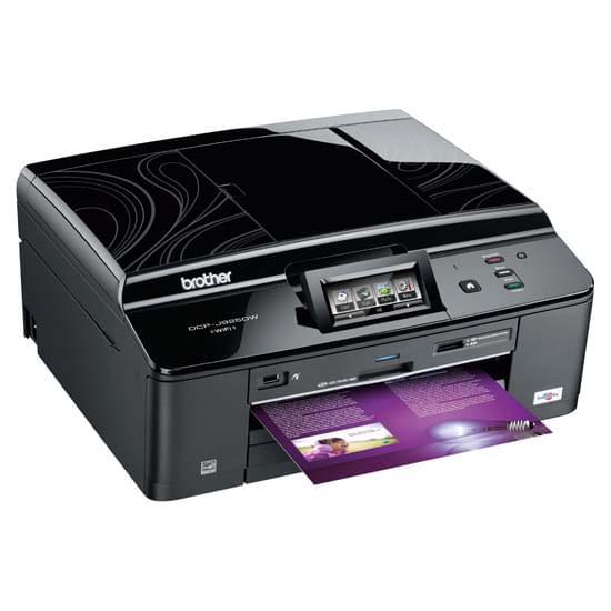 Brother DCP-J925DW (DCPJ925DWRF1) - Achat / Vente Imprimante multifonction sur Cybertek.fr - 0