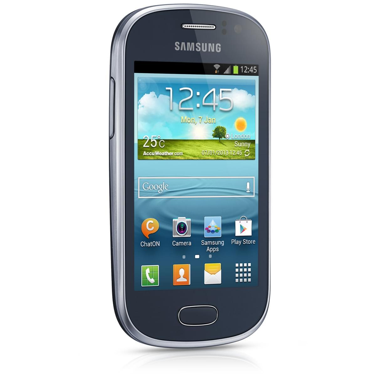 Samsung Galaxy Fame Lite Noir S6790 (GT-S6790MKNXEF) - Achat / Vente Téléphonie sur Cybertek.fr - 0