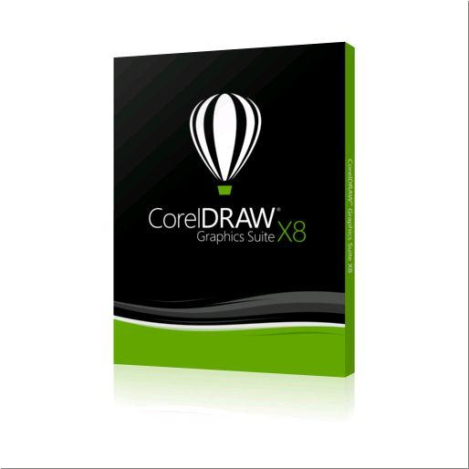 Corel CorelDRAW Graphics Suite X8 - Logiciel application - 0