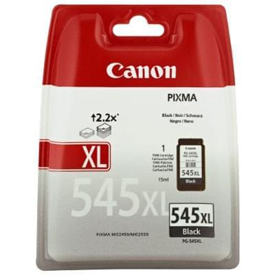 PG-545XL Noir - 8286B004 pour imprimante Jet d'encre Canon - 0