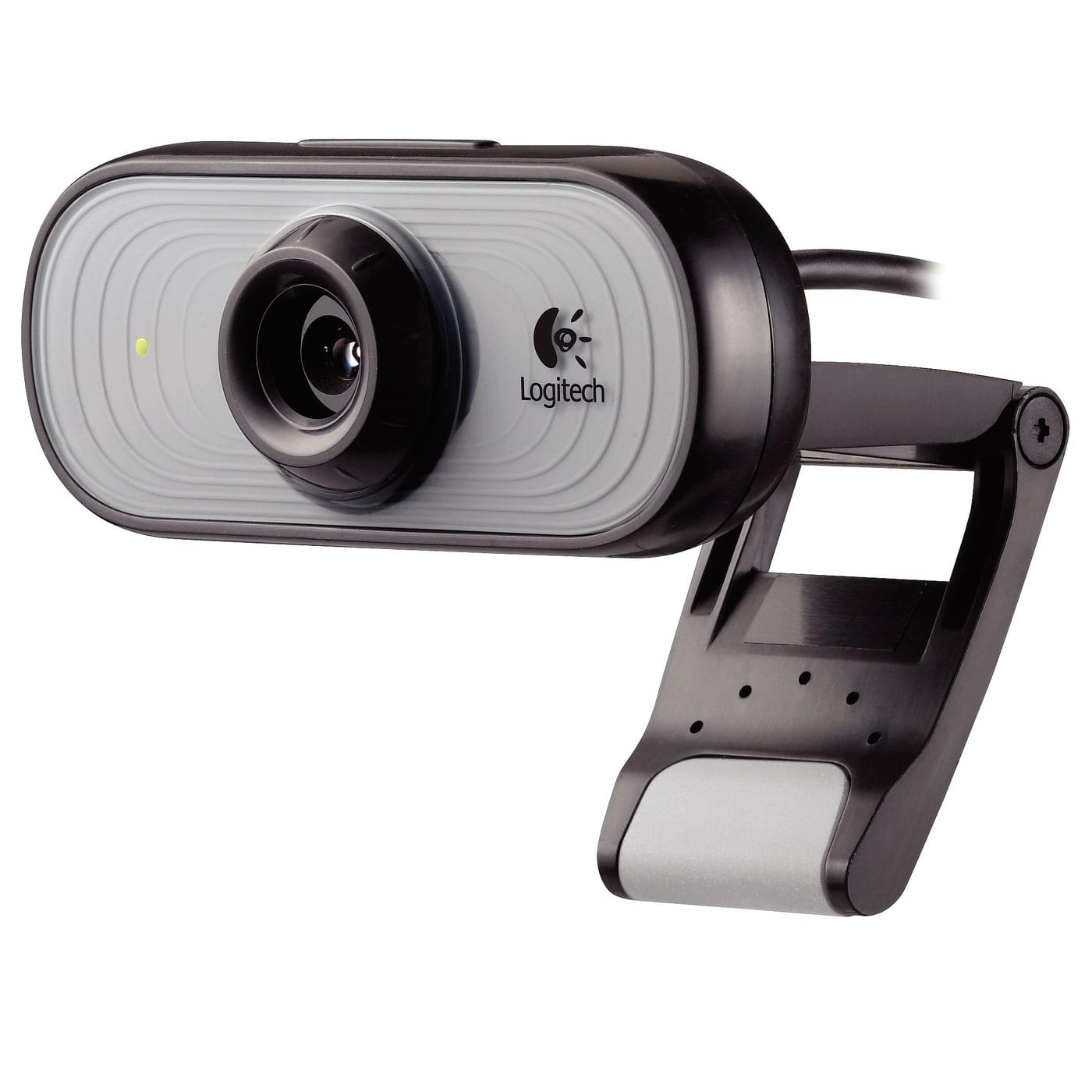 Logitech WebCam C100 - Caméra / Webcam - Cybertek.fr - 0