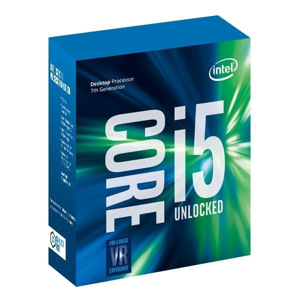 Intel Core i5 7600K - 3.8GHz - Processeur Intel - Cybertek.fr - 0