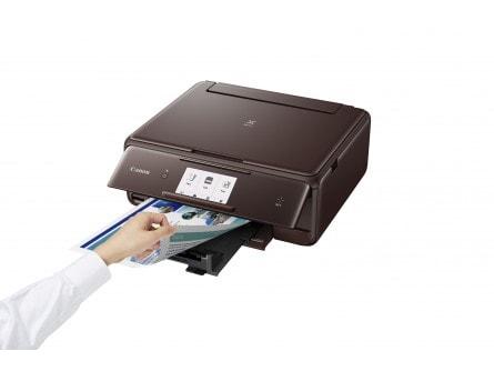 Imprimante multifonction Canon PIXMA TS8053 - Cybertek.fr - 1