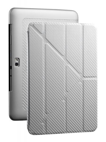 Cooler Master Yen Folio Carbon Galaxy Note 10.1 (C-STYF-CN10-SS) - Achat / Vente Accessoire Tablette sur Cybertek.fr - 0