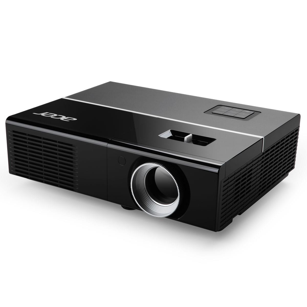 Acer P1273 (MR.JGC11.001) - Achat / Vente Vidéoprojecteur sur Cybertek.fr - 0