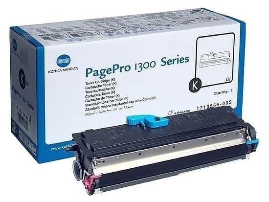 Toner Noir 1710566-002 - 3000p pour imprimante Laser Konica-Minolta - 0