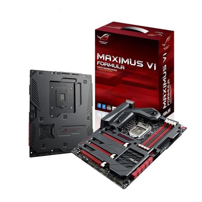 Asus Maximus VI Formula (MAXIMUSVIFORMULA) - Achat / Vente Carte Mère sur Cybertek.fr - 0