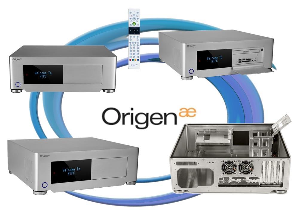Origen ae S14V Silver ( soldé) - Achat / Vente Boîtier PC sur Cybertek.fr - 0