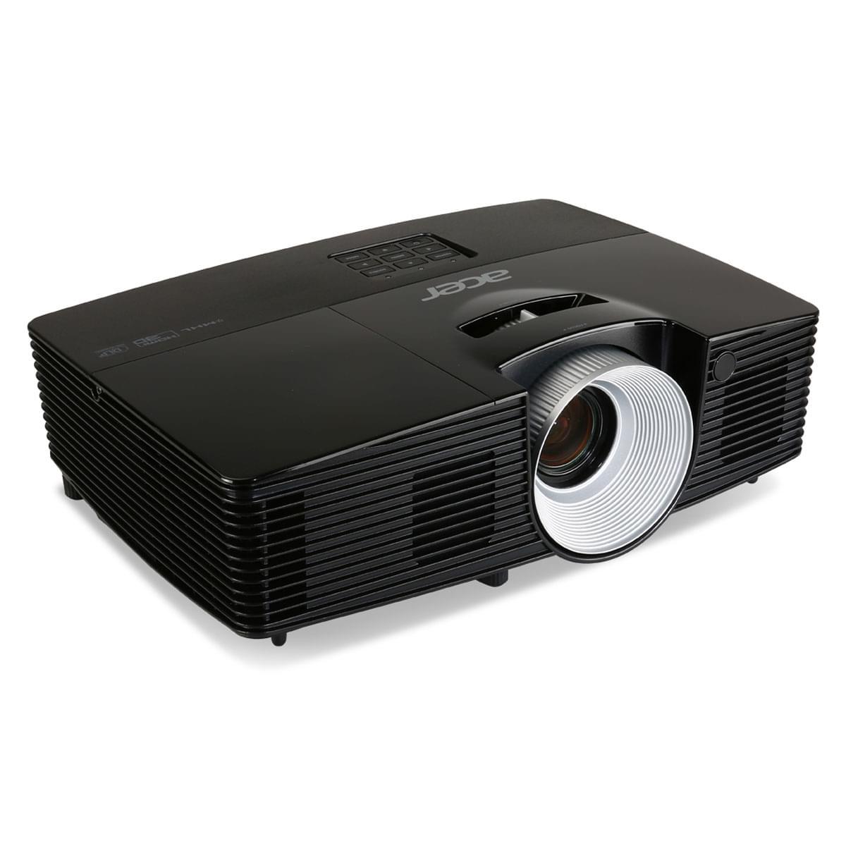 Acer P1387W (MR.JL911.001) - Achat / Vente Vidéoprojecteur sur Cybertek.fr - 0