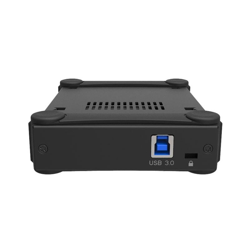 "Icy Dock 2.5"" USB3.0 SATA/SAS Tough Armor - MB991U3-1SB (MB991U3-1SB) - Achat / Vente Boîtier externe sur Cybertek.fr - 3"