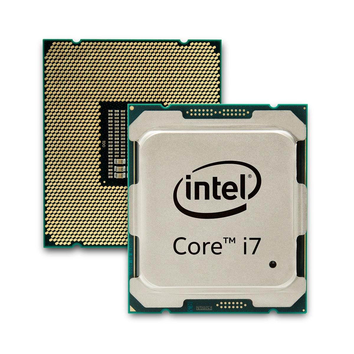 Intel Core i7-6800K - 3.4GHz - Processeur Intel - Cybertek.fr - 4