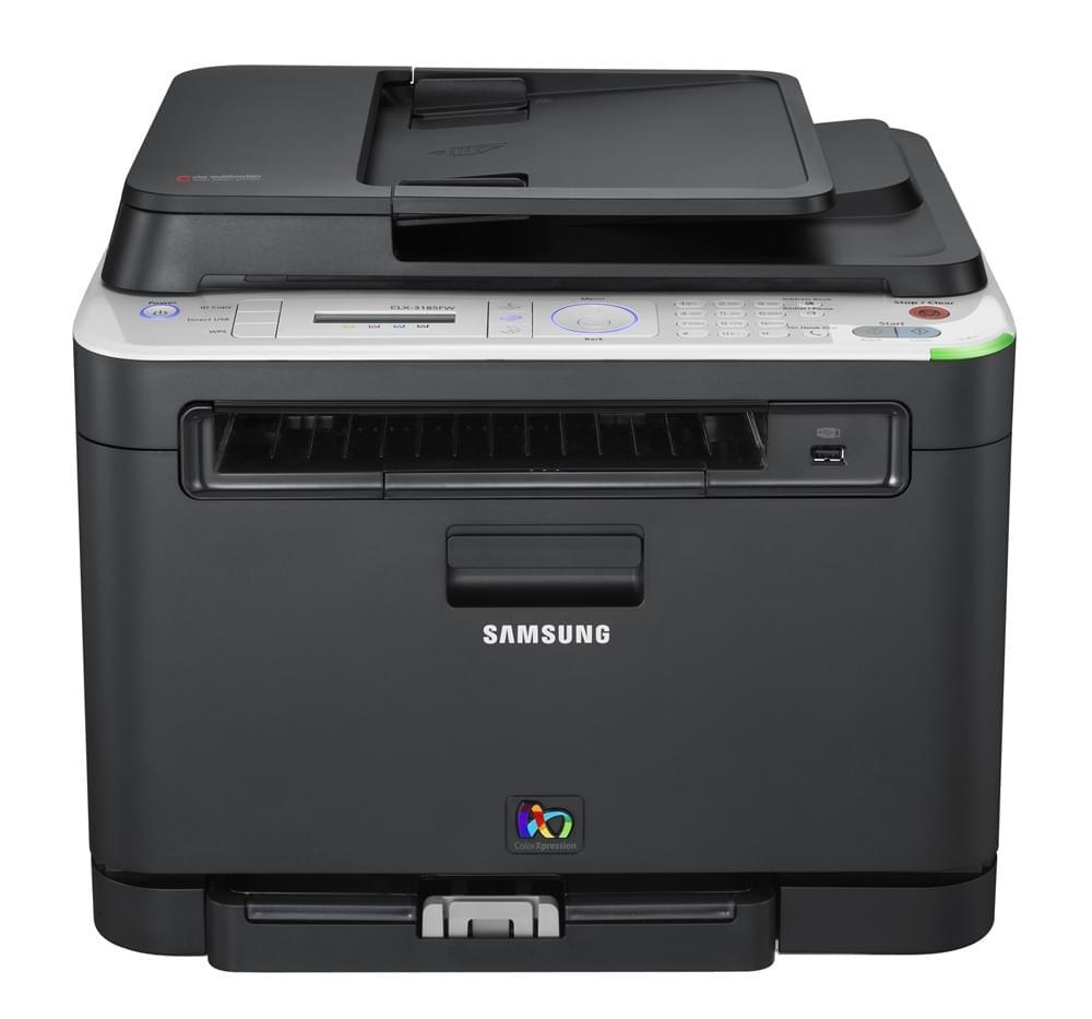 Samsung CLX-3185FW (Laser Couleur) (CLX-3185FW) - Achat / Vente Imprimante multifonction sur Cybertek.fr - 0