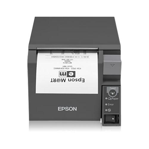 Imprimante Epson TM-T70II - USB/RJ45 - Cybertek.fr - 0