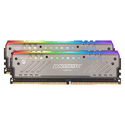 image produit Ballistix BLT2K8G4D26BFT4K RGB (2x8Go DDR4 2666 PC21300) Cybertek