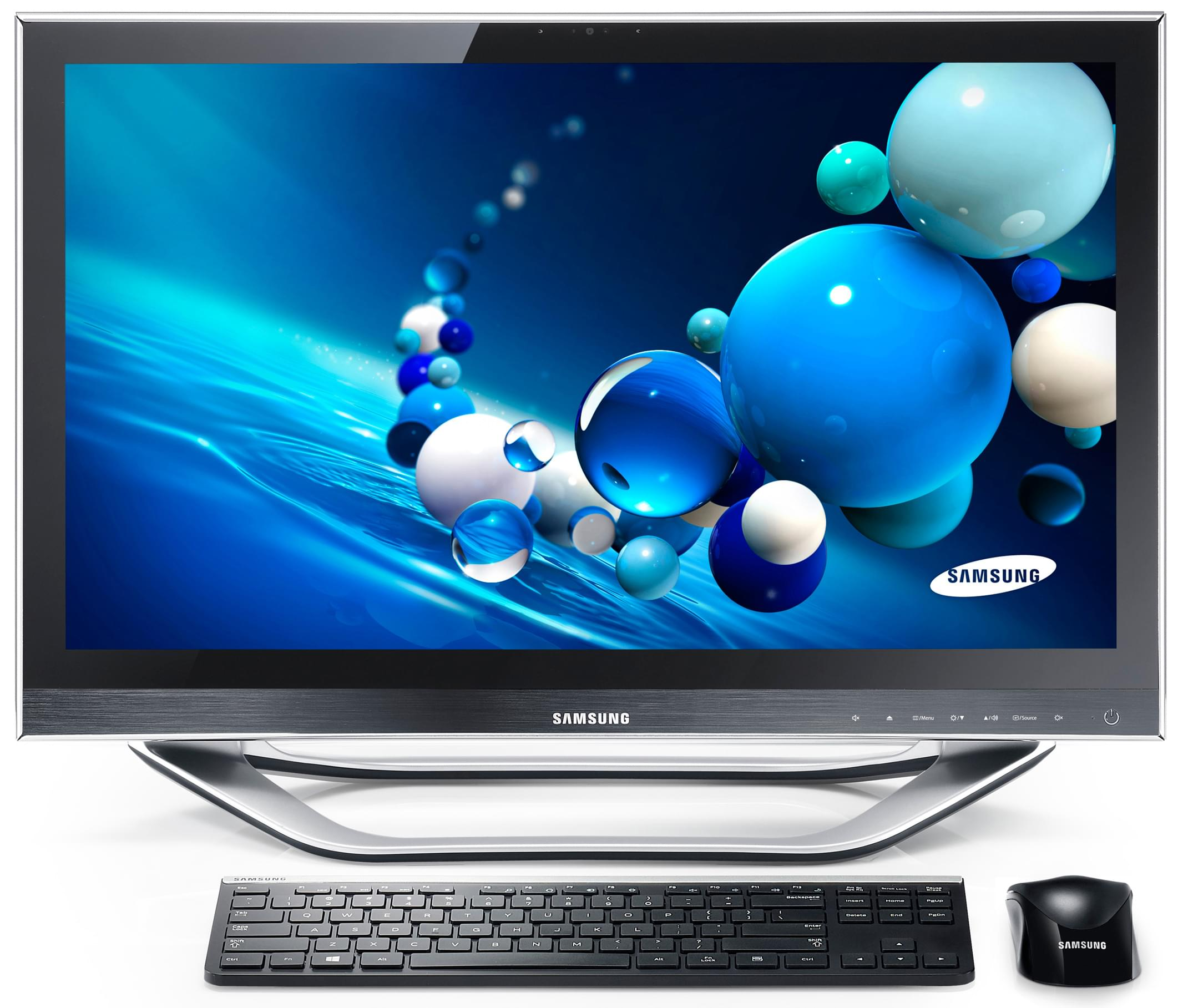 Samsung DP700A7D-S02 (DP700A7D-S02FR) - Achat / Vente All-In-One PC sur Cybertek.fr - 0