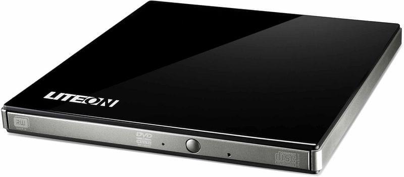 Lite-On eUAU108-01 DVD+/-RWDL Externe Slim USB2 Noir (eUAU108-01) - Achat / Vente Graveur sur Cybertek.fr - 0