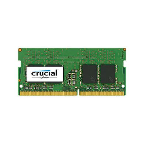 Crucial SO-DIMM 4Go DDR4 2400 CT4G4SFS824A SO-DDR4 - Mémoire PC portable - 0
