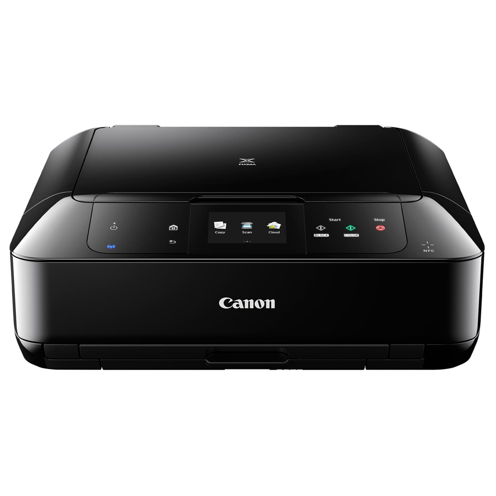Canon PIXMA MG7550 Noire (9489B006) - Achat / Vente Imprimante multifonction sur Cybertek.fr - 0