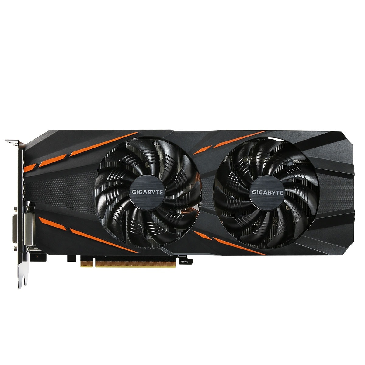 Gigabyte GeForce GTX 1060 G1 Gaming-6GD (GTX1060 G1 Gaming-6GD) - Achat / Vente Carte Graphique sur Cybertek.fr - 2