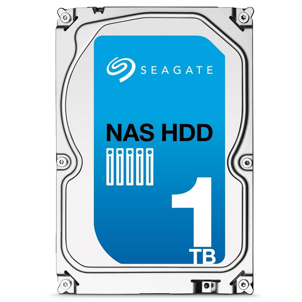 """Seagate NAS HDD 1To (ST1000VN000) - Achat / Vente Disque Dur interne 3.5"""" sur Cybertek.fr - 0"""