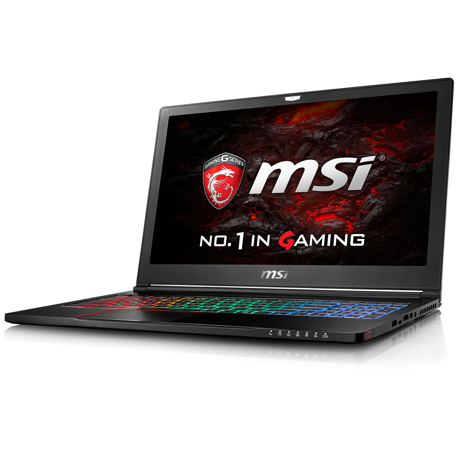 MSI GS63VR 7RG-009FR - PC portable MSI - Cybertek.fr - 4