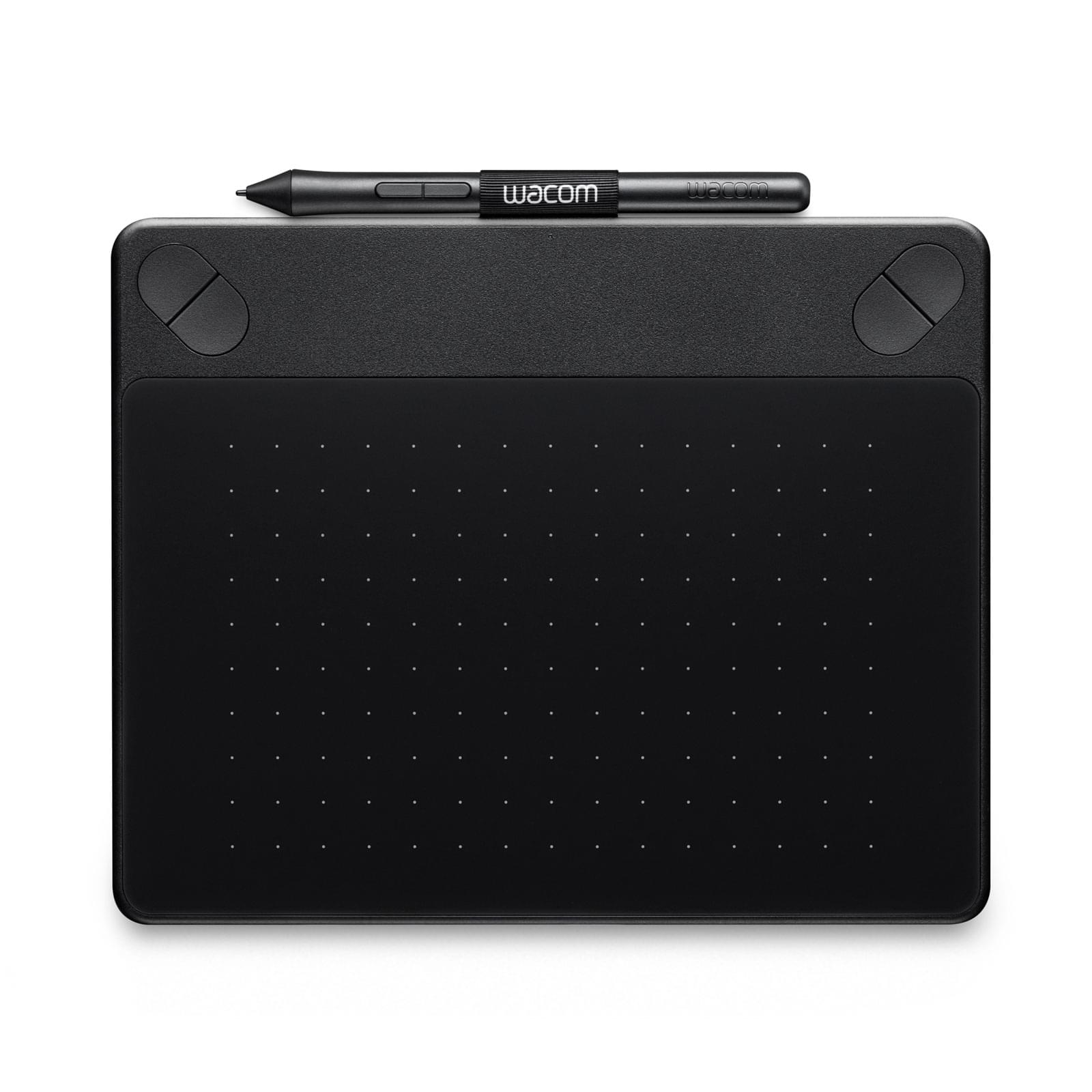 Wacom Intuos Comic Black Pen & Touch Small (CTH490CKS) - Achat / Vente Tablette Graphique sur Cybertek.fr - 0