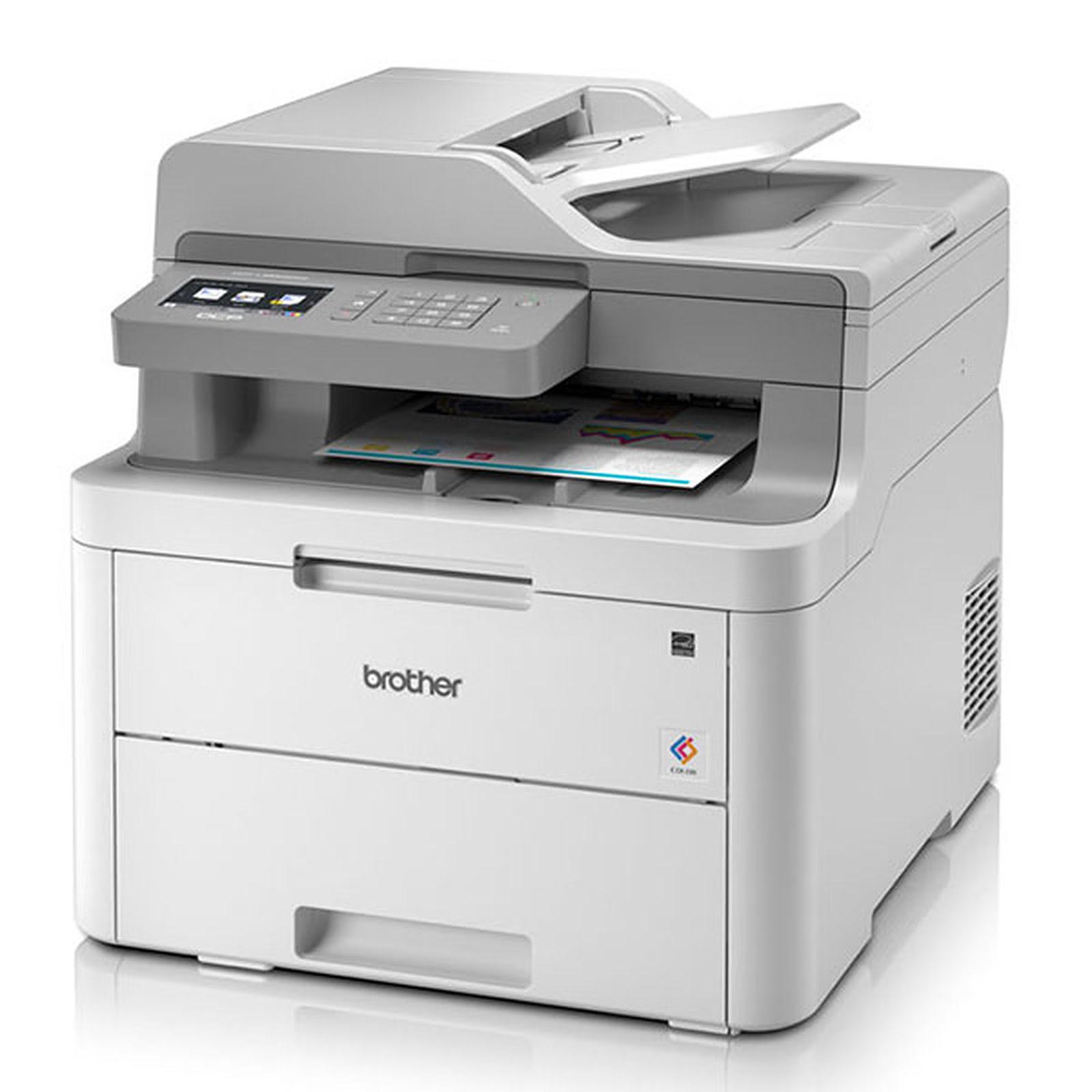 Imprimante multifonction Brother DCP-L3550CDW - Cybertek.fr - 1