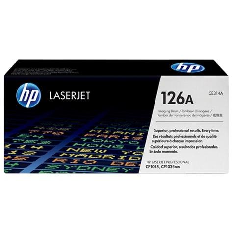 HP 126A Kit tambour  (CE314A) - Achat / Vente Consommable Imprimante sur Cybertek.fr - 0