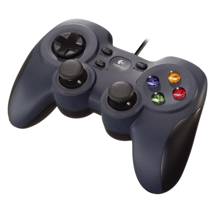 Logitech Gamepad F310 (940-000115) - Achat / Vente Périphérique de Jeu sur Cybertek.fr - 0