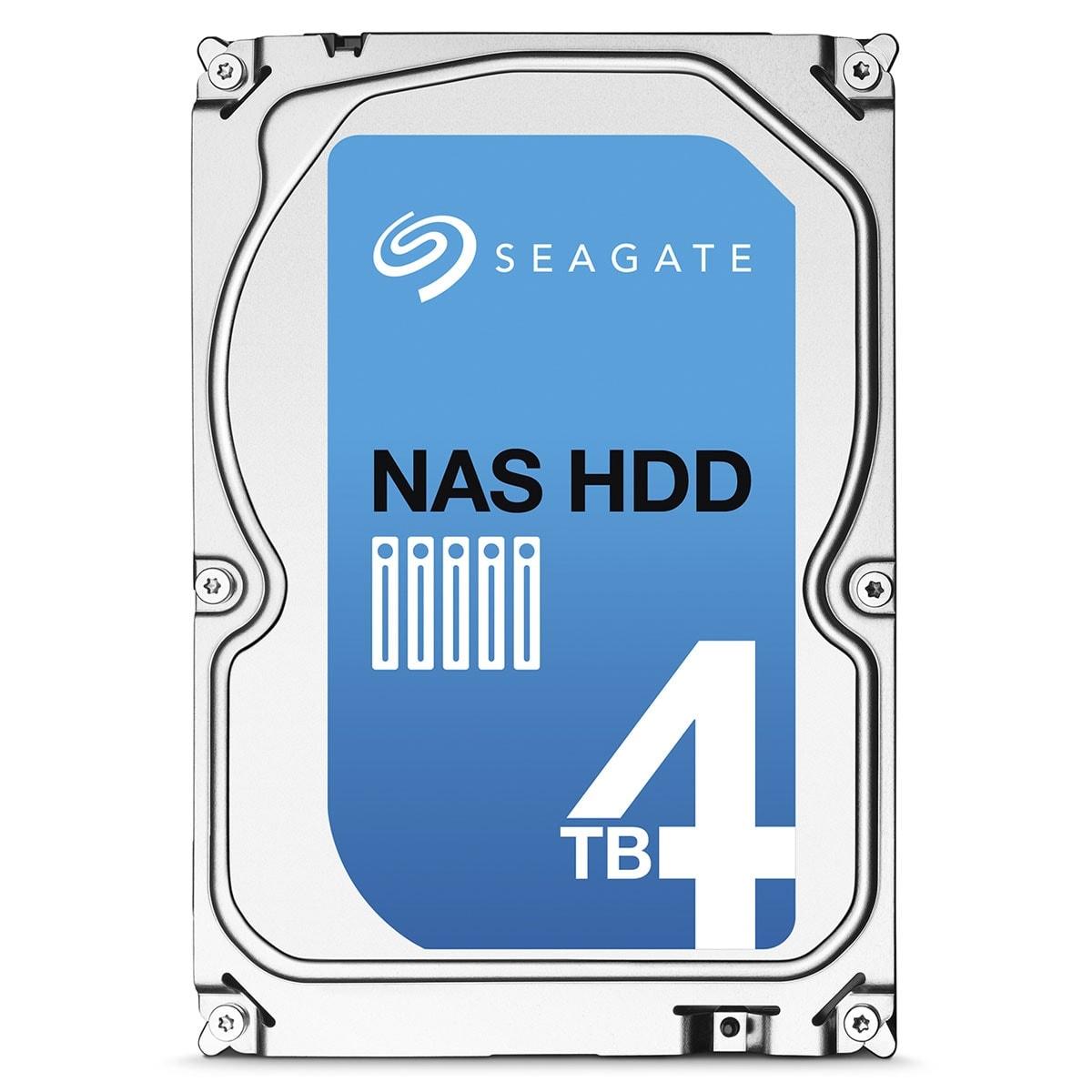 """Seagate NAS HDD 4To (ST4000VN000) - Achat / Vente Disque Dur interne 3.5"""" sur Cybertek.fr - 0"""