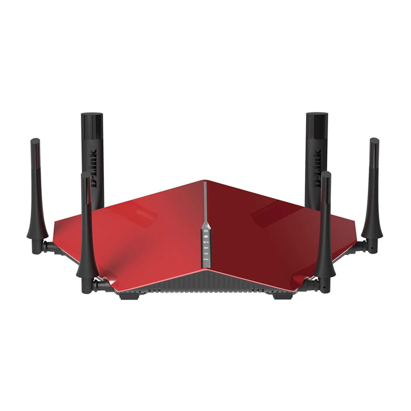 D-Link DIR-890L Wireless AC3200 ULTRA Wi-Fi Router - Routeur - 0