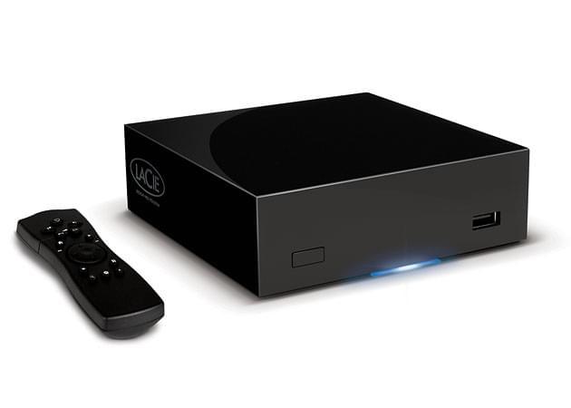 LaCie LaCinema Mini HD Connect (301917EK) - Achat / Vente Offre groupée sur Cybertek.fr - 0