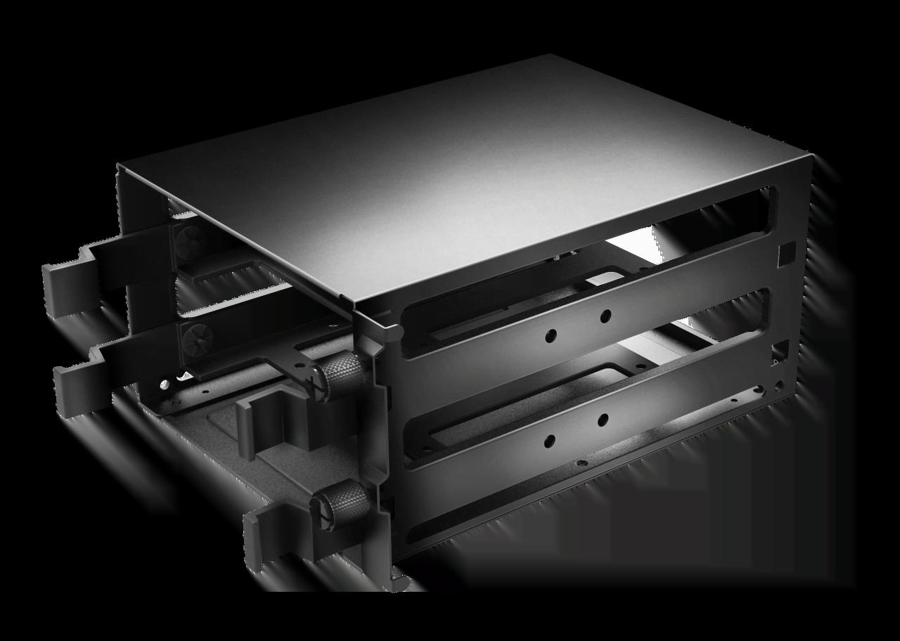 "Cooler Master MasterCase HDD Cage 2-BAY (3.5"") (MCA-0005-K2HD0) - Achat / Vente Accessoire Boîtier sur Cybertek.fr - 0"