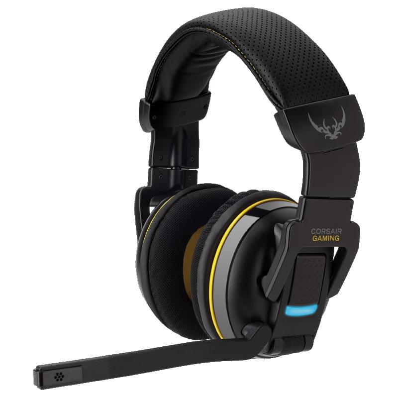 Corsair Gaming H2100 Dolby 7.1 Wireless Gaming Headset 7.1 Surround - Micro-casque - 0