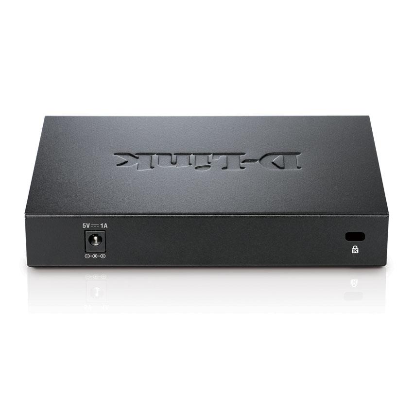 D-Link DES-108 (DES-108) - Achat / Vente Switch sur Cybertek.fr - 1