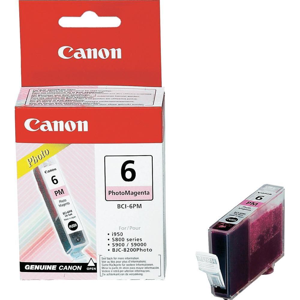 Cartouche BCI 6 R - 8891A002 pour imprimante Jet d'encre Canon - 0