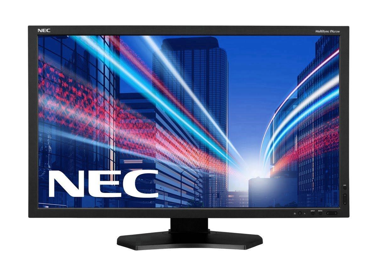 NEC PA272W-BK-SV (5028695110229) - Achat / Vente Ecran PC sur Cybertek.fr - 0
