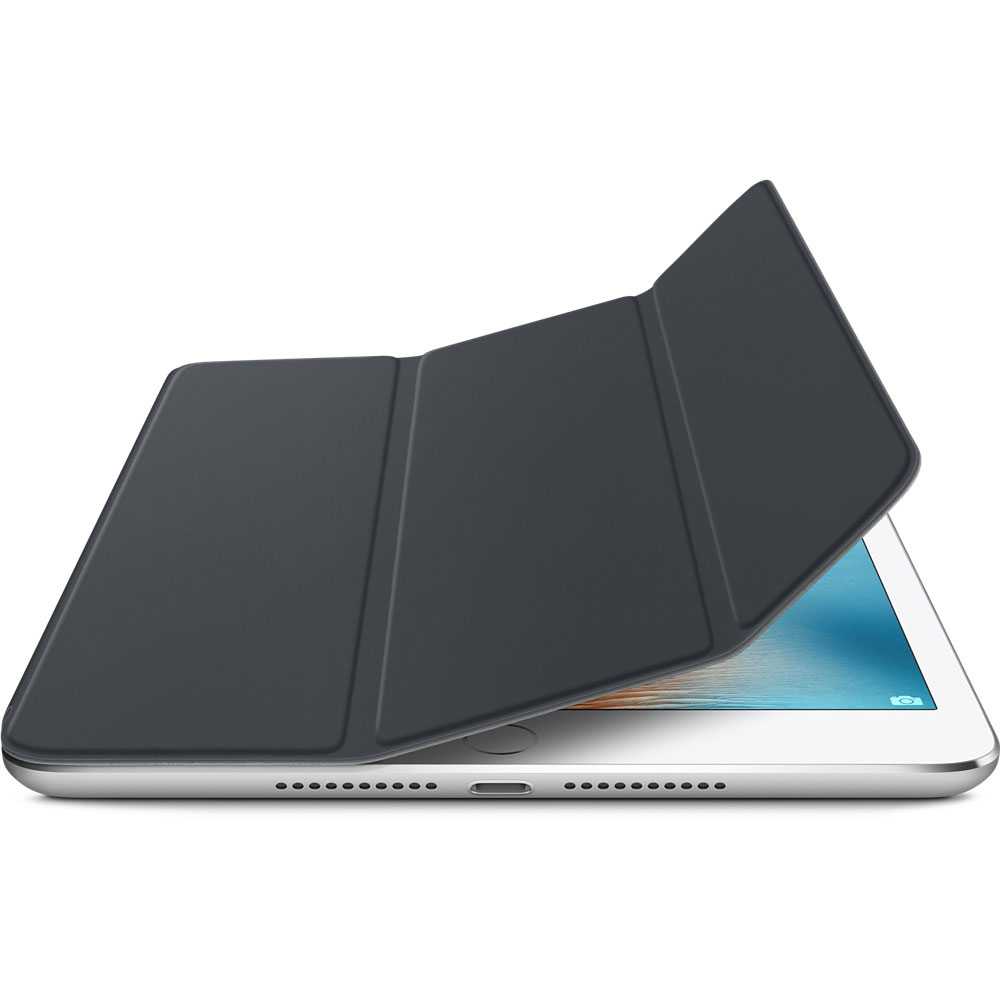 Smart cover pour iPad mini 4 Gris Anthracite - 2
