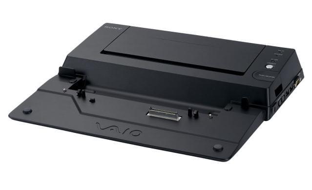 Sony Station d'acceuil pour Série BX  (VGP-PRBX1) - Achat / Vente Accessoire PC portable sur Cybertek.fr - 0