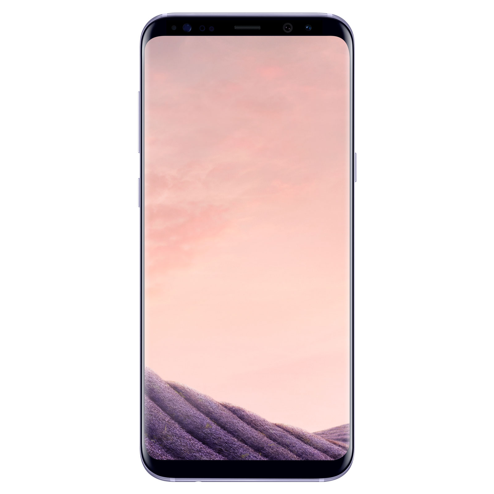 Samsung Galaxy S8+ 64Go G955 Orchid Gray - Téléphonie Samsung - 0