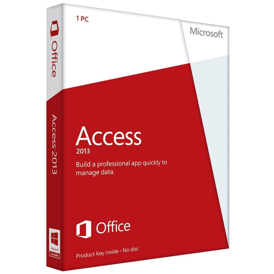Microsoft Access 2013 - Logiciel application - Cybertek.fr - 0
